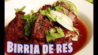 getlinkyoutube.com-Birria de Res (RECETA FÁCIL)