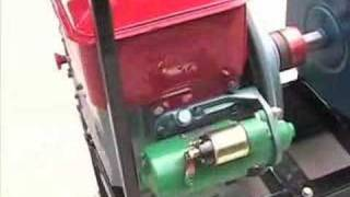 getlinkyoutube.com-Changfa 195 diesel and generator