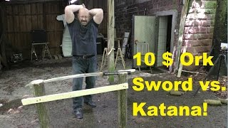 getlinkyoutube.com-Katana Mythbusting Extreme