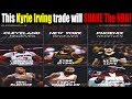 THE KYRIE IRVING TRADE THAT WILL SHAKE THE NBA!