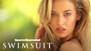 getlinkyoutube.com-Hannah Ferguson's Hot Swimsuit Outtakes   Sports Illustrated Swimsuit