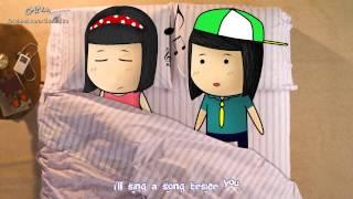 getlinkyoutube.com-「Cutie Video」Count on Me - Bruno Mars (w/ lyrics)