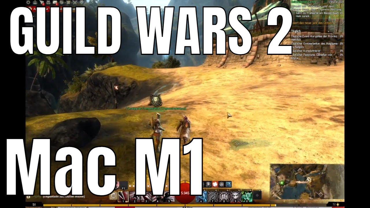 Guild Wars 2 MAC M1
