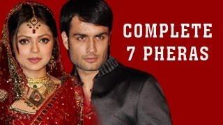 RK & Madhubala COMPLETE 7 PHERAS in Madhubala Ek Ishq Ek Junoon 17th December 2012
