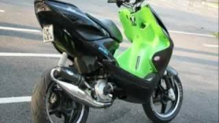 getlinkyoutube.com-Yamaha Aerox Tuning Video