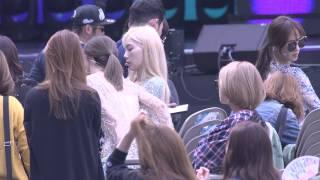 getlinkyoutube.com-DMC 음악중심 소녀시대 리허설대기