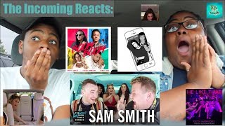 IN YOUR PHONE, BOOM BOOM, CARPOOL KARAOKE! | REACTION! width=