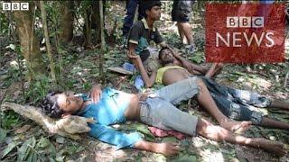 getlinkyoutube.com-【BBC】 タイにはびこる人身売買ビジネス 監禁と拷問と集団埋葬