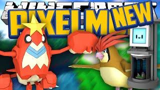 "getlinkyoutube.com-Minecraft Mod Pixelmon Mod *NEW* Showcase! "" BREEDING UPDATE"" (Pokemon in Minecraft) [1.7.10]"