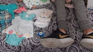 getlinkyoutube.com-Box Opening of Gifts for Reborn and Silicone Baby Dolls