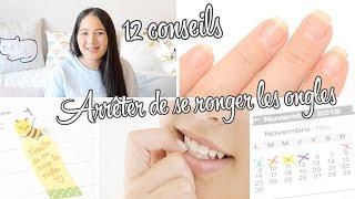 12 conseils pour arrêter de se ronger les ongles ♡