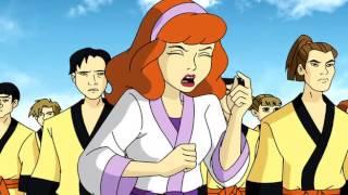 """getlinkyoutube.com-""""Daphne VS. Miyumi"""" - Scooby-Doo! And the Samurai Sword (Espada do Samurai)"""