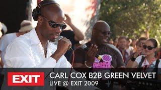 getlinkyoutube.com-Carl Cox b2b Green Velvet - Live at Exit mts Dance Arena