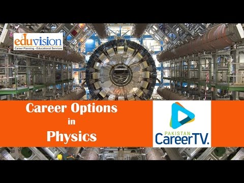 Career Options in Physics