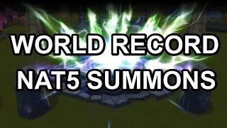 getlinkyoutube.com-BIGGEST SUMMON SESSION  (World Record)