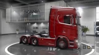 getlinkyoutube.com-[ETS2]Euro Truck Simulator 2 Scania S730 V8 New Generation