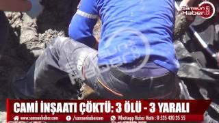 Samsun'da 4 kişinin hayatı için 7 kişiye para cezası!