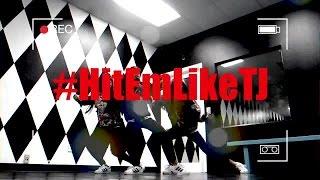 getlinkyoutube.com-#HitEmLikeTJchallenge | Prodigy Dance Crew | @prodigydancelv