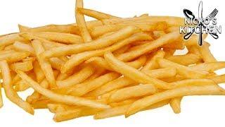 getlinkyoutube.com-McDonalds French Fries - Homemade