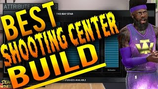 getlinkyoutube.com-NBA 2K16 Tips: Best SHOOTING BIG MAN Build - How To Create a BEAST 99 Overall Outside Center!