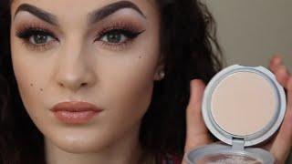 getlinkyoutube.com-Blushed Nudes Eyeshadow | Makeup Tutorial