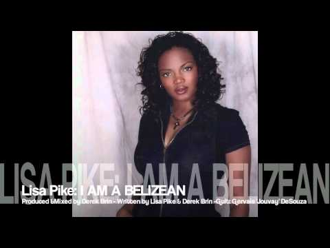 "Lisa Pike ""I AM A BELIZEAN"" for the September Celebrations 2011"
