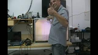getlinkyoutube.com-TV SONY LED KDL 40EX725 COM LISTAS HORIZONTAIS NA TELA