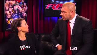 RAW: The Authority Backstage (3/17/14)