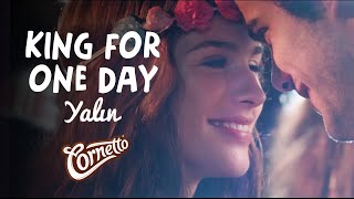 getlinkyoutube.com-Yalın - King For One Day | Cornetto