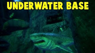 getlinkyoutube.com-Underwater City! Ark Survival Evolved