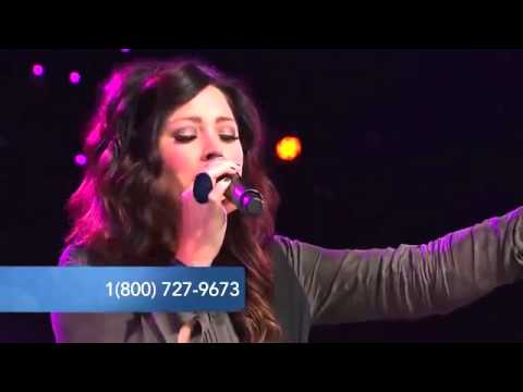 Kari Jobe sings - You Are For Me [LIVE]