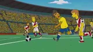 Os Simpsons na Copa do Mundo 2014