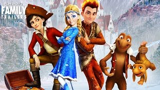 getlinkyoutube.com-SNOW QUEEN 3: Fire and Ice | Official Trailer - Animated Family Movie [HD]