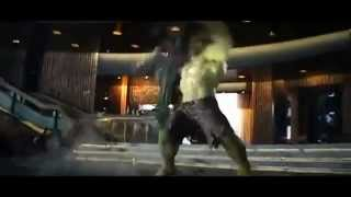 getlinkyoutube.com-Hulk Smashing Loki - Good quality