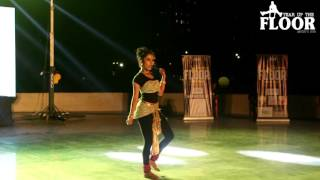 SWETHA WARRIER || SECOND PLACE || FINALE || TEAR UP THE FLOOR