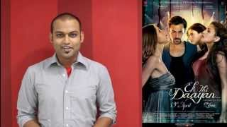 getlinkyoutube.com-Ek Thi Daayan Movie Review