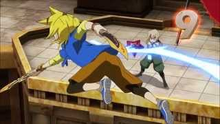 getlinkyoutube.com-[Future Card Buddyfight] Noboru VS Shido (Japanese Dubbed)