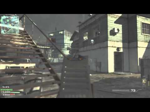 Mw3 | Multiplayer | Syndicate - Live Commentary - #4