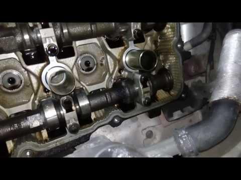 Н-Стейдж AR-X VQ25-DET часть 2(прокладки клапанных и другое)