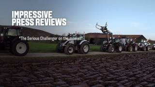 Valtra T4 success story Red Dot ENG