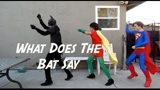 getlinkyoutube.com-♫What Does The Bat Say - (Ylvis - What Does The Fox Say Parody)