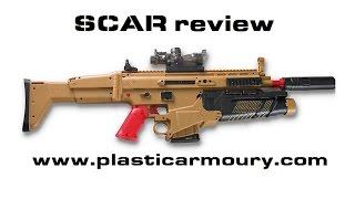 getlinkyoutube.com-SCAR gel ball shooter review