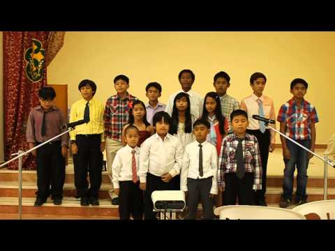Harold La Sage - Al Ain SDA Church Childrens Choir - Directed by Jesreel Toboso