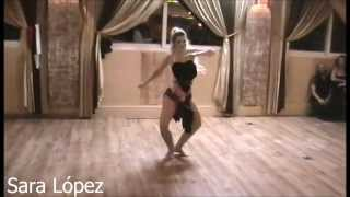 getlinkyoutube.com-Sara López ★ PARIS KIZOMBA CONGRESS ☆ Solo Performance