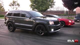 getlinkyoutube.com-Jeep SRT8 vs Camaro SS