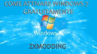 ⓘ Come attivare Windows 7 (Qualsiasi Versione) GRATIS