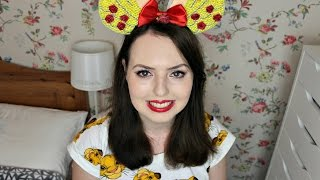 getlinkyoutube.com-My Special/Custom Minnie Ears