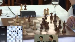 getlinkyoutube.com-Aronian vs Carlsen - 2014 Zurich Blitz Chess