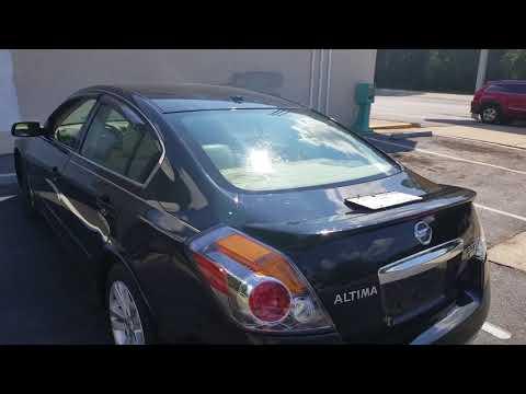 7 Aвто видеоблог: Перекуп по-американски. 11 Nissan Altima - Замена заднего крыла.