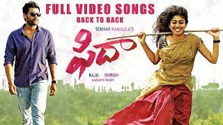 Fidaa Full Video Songs Back To Back - Varun Tej, Sai Pallavi | Dil Raju width=